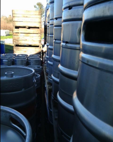 Cider Sales